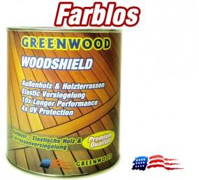 Farblos - Terrassenlack NEW Formel. Anstrich für Holzterrassen