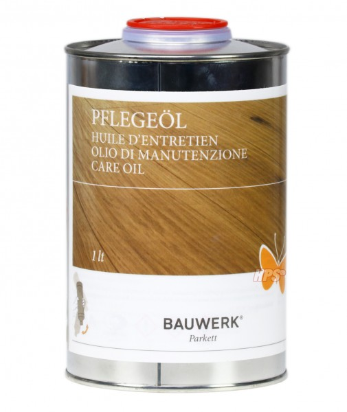 bauwerk pflege l farblos pflege reinigen parkett. Black Bedroom Furniture Sets. Home Design Ideas