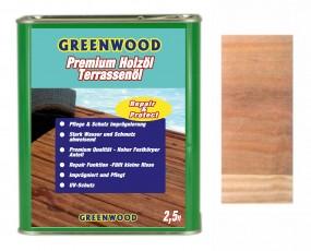 Holzöl Cumaru Braun, Terrassenöl - Repair & Protect