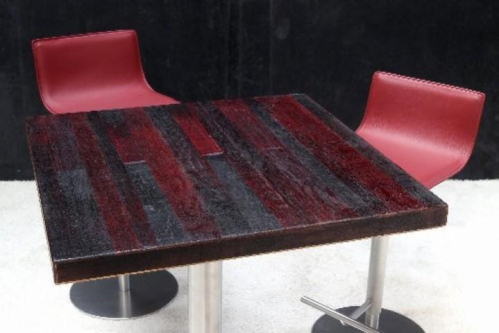 Wandverkleidung Holz Meister ~   Wandverkleidung aus alten Weinfass  Parkett  Meister Parkett Shop