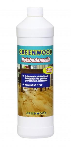 greenwood holzbodenseife natur r ckfettend 1lt pflege reinigen parkett pflegen und. Black Bedroom Furniture Sets. Home Design Ideas