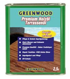 Holzöl Natur Farblos, Terrassenöl - Repair & Protect