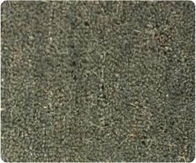Kokosmatte Grau von 2 Meter Rolle 23mm