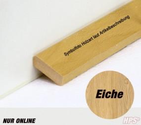 Schweizerleiste Eiche lackiert Bund 24lfm