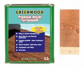Holzöl Cumaru Rot, Terrassenöl - Repair & Protect