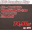 BPC Massivdiele Premium Plus - Ipe Diamantnuß