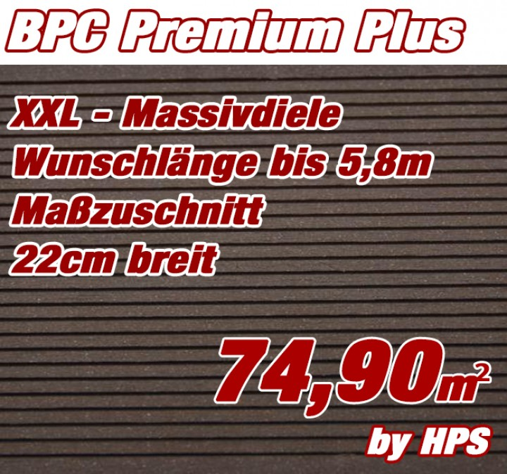 bpc massivdiele premium plus ipe diamantnu wpc terrassendielen au enholz wpc meister. Black Bedroom Furniture Sets. Home Design Ideas