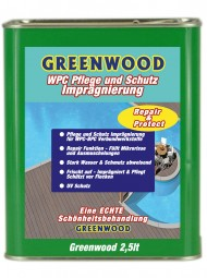 WPC Imprägnierung - Auffrischer - Repair & Protect Nr.:0 Farblos Pflege-Imprägnierung