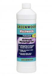Greenwood Hartwachs Wischpflege 2in1 - 1lt