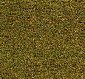 Kokosmatte Grün von 2 Meter Rolle 16mm