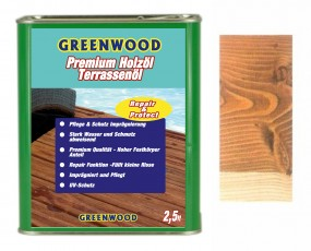 Holzöl Bangkirai, Terrassenöl - Repair & Protect