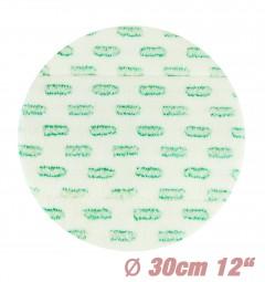 DDM Ø30cm Double-Disc-Mop Parkett Spezial