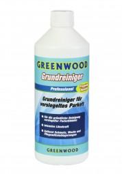 Greenwood Grundreiniger versiegeltes Parkett 1lt