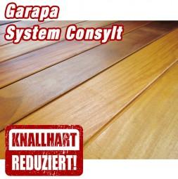 Holzterrasse Garapa System CONSYLT