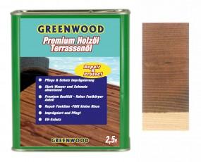 Holzöl Diamantnuß-Ipe-Lapacho, Terrassenöl - Repair & Protect