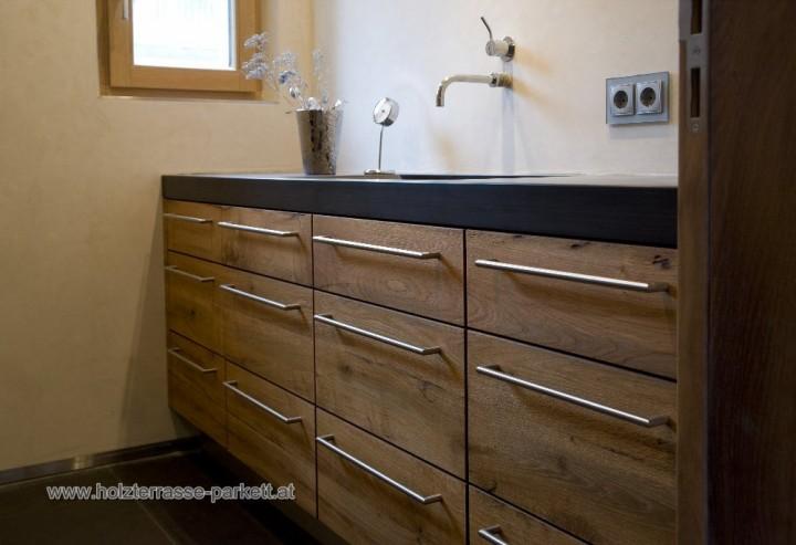 altholz wandverkleidung m bel fronten parkett dielen und interieur eyecatcher parkett. Black Bedroom Furniture Sets. Home Design Ideas