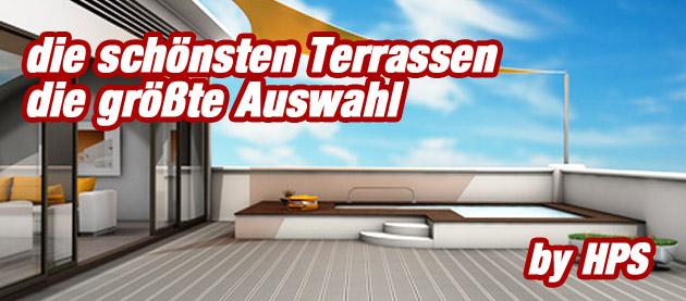 WPC Terrassendielen Preis